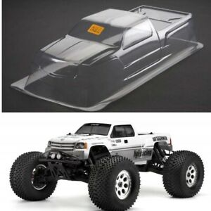 HPI Racing 7124 GT Gigante Clear Body Savage XL 5.9 / Savage Flux HP RTR