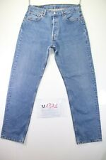 Levi's 517 BoyfriendCod. M1371 tg50 W36 L34 Jeans gebraucht vintage Original