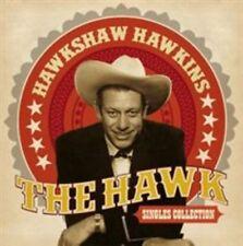 HAWKSHAW HAWKINS - HAWK: SINGLES COLLECTION NEW CD