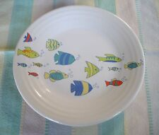 "Fiesta NEW FISH 9"" Luncheon Plate  ~"