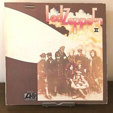 Led Zeppelin II by Led Zeppelin 1969 Vinyl Atlantic Records Robert Plant