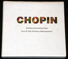 Polish Jazz - Andrzej Jagodzinski Live - Chopin - SIGNED !!!