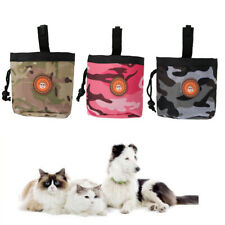 Dog Pet Puppy Training Treat Bag Feed Pouch Food Snack Training Whistle&Clicker