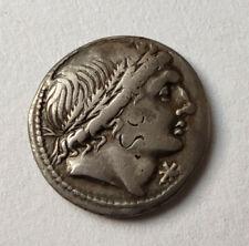 More details for roman republic silver denarius memmia gens - l memmius 109-108 bc 3.75g