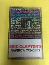 ERIC CLAPTON Rainbow Concert 5310324 Cassette Tape
