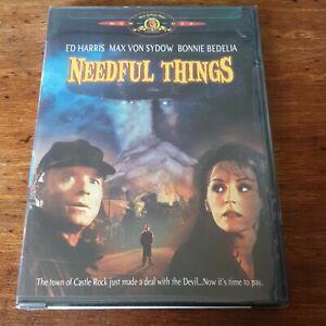 Needful Things DVD Bonnie Bedella (Region 1 USA CANADA)