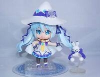 Vocaloid Miku Magical Snow Japanese Anime Figure Sets 10cm CHN Ver.