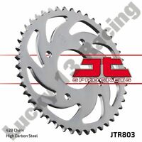 JT 45 tooth 428 pitch rear sprocket for Suzuki GSX-R and GSX-S 125 17 to 18
