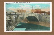 Wheeling,Wv West Virginia, The Stone Bridge