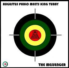 Augutus Pablo Meets King Tubby - The Messenger (Clear Vinyl) GR235LPC1