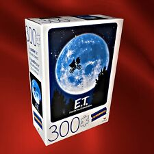 Blockbuster 'E.T.' 300 Piece Movie Poster Jigsaw Puzzle ~ NEW & SEALED