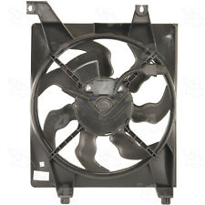 A/C Condenser Fan Assembly fits 2007-2010 Hyundai Accent  FOUR SEASONS
