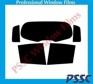 Renault Clio 5 Door Hatchback 2006-2011 Pre Cut Car Auto Window Tint Film 5% Kit