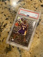 1996 Fleer Metal Kobe Bryant #181 PSA 9 Lakers Rookie RC