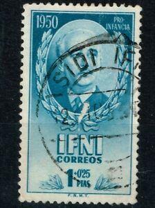 IFNI  Edifil  69 º  (cat. 6,75€)   USADO