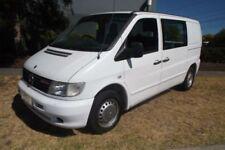 Vito Van Diesel Passenger Vehicles