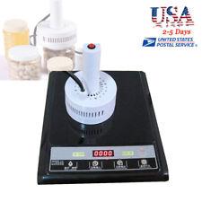 Auto Induction Heat Sealer Machine For Bottle Cap Sealing Gasket φ20-100mm FDA