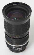 Nikon 25-50mm f4 Nikkor Zoom Lens - manual focus AI Mount