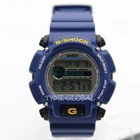 Casio G-Shock DW-9052-2V Men Blue Resin Strap Digital DW-9052-2VH Watch