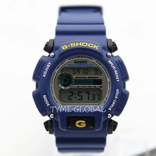 Casio Digital Sport Mens G Shock Blue Watch Dw-9052-2v