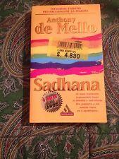 ANTHONY DE MELLO SADHANA BUONO/OTTIMO!!