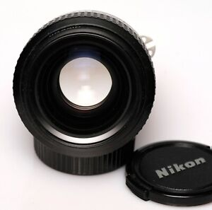 Nikon Ai-s Nikkor 35mm f1.4 Wide Angle MF Lens Ais F Mount *****MINT***** #0824