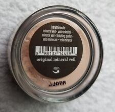 Bare Minerals Escentuals ORIGINAL MINERAL VEIL Finishing Powder .03 oz/.75g New