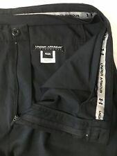 New ListingUnder Armour Performance 40 x 30 1100501 Black Golf Chino Dress Pants