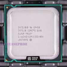 Intel Core 2 Quad q9450 SLAWR CPU Processor 1333 Mhz 2.66 GHz LGA 775/Socket T