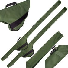 2 x NGT ROD + REEL SINGLE ROD HOLDALL SLEEVE BAG CARP FISHING PADDED 12FT