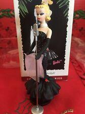 Christmas Hallmark Keepsake Barbie Solo In The Spotlight Ornament New In Box