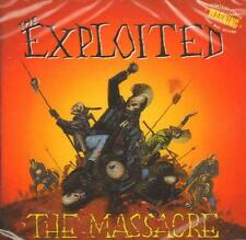The Exploited(CD Album)The Massacre-Dreamcatcher-CRIDE 36-UK-New