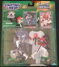 EMMIT SMITH 1998 STARTING LINEUP FOOTBALL WINNING PAIRS CLASSIC DOUBLES DALLAS