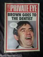PRIVATE EYE #1180 - GORDON BROWN - MARCH 16 2007