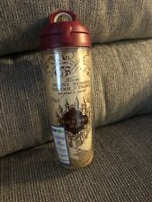 TERVIS HARRY POTTER THE MARAUDER'S MAP WATER BOTTLE 24 OZ NEW