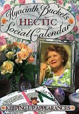 Hyacinth Bucket's Hectic Social Calendar by Rice, Jo; Clarke, Roy