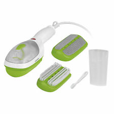 Cleanmaxx Steam Iron Smoother 3in1 770w Green with 4 Pieces Accessory