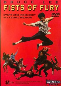Fists Of Fury : Bruce Lee - DVD New