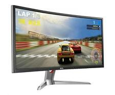 """BenQ XR3501 35"""" LED Curved Ultra Wide Gaming Monitor 144Hz 2560x1080"""