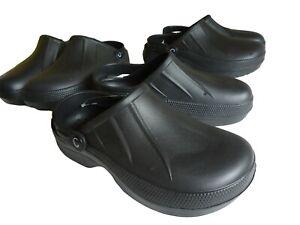 Garden Clogs Chef Kitchen Nursing Mules Beach Sandals Slippers - FACTORY SECONDS