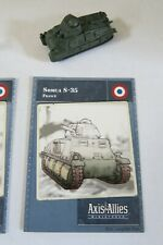 Axis /& Allies Miniatures Contested Skies 26 20mm Flak 38 UC w//Card