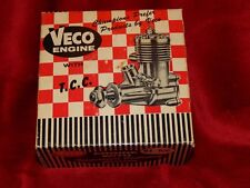 COLLECTOR'S ENGINE.......VINTAGE VECO .61 RC MODEL AIRPLANE ENGINE