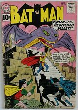 SUPERB old BATMAN #142 strong 4.5 VG+. Featuring Ruler of the Bewitched Valley.