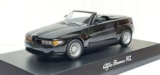 1/64 Kyosho Alfa Romeo RZ BLACK diecast car model