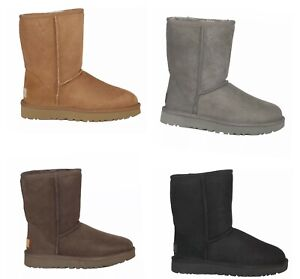 NEW Women's UGG W Classic Short II Boot - Multiple Colors | FREE SHIPPING