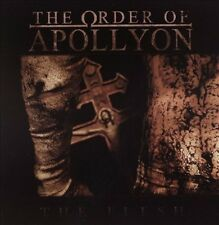 THE ORDER OF APOLLYON - THE FLESH NEW CD
