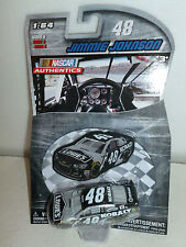 #48 JIMMIE JOHNSON LOWE'S CHEVY SS CAR STICKE WAVE-6 2016 NASCAR AUTHENTICS 1/64
