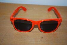 Bright Orange Easy Jet Sunglasses in excellent condition
