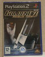 James Bond GOLDENEYE Rogue Agent PLAYSTATION 2 PS2 NEW - SEALED