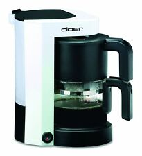 Cloer 5981  Filter-Kaffeemaschine /Kaffeeautomat bis 5 Tassen, Tropfstopp, 800W.